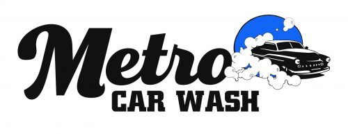 Metro Car Wash Logo